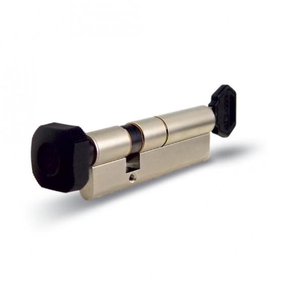Ключалка двустранна със секрет L 52 с ръкохватка и палец