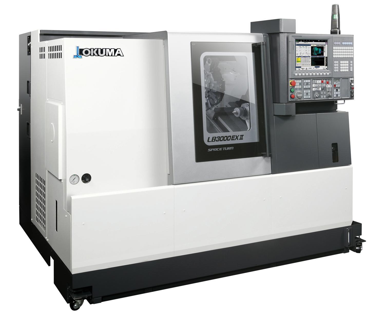 OKUMA LB3000 EX II