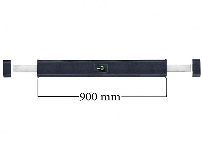 Брава 2002 двустранна брава (греда)